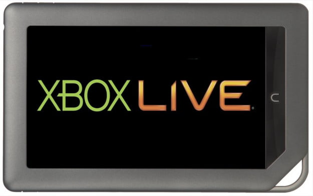 Barnes & Noble Nook Tablet with Xbox Live