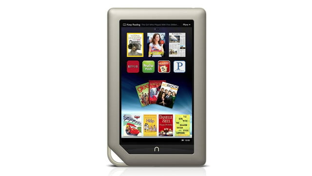 barnes and noble tablet review  nook