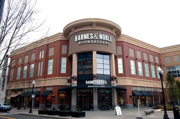 barnes & noble via stevenferrari.com