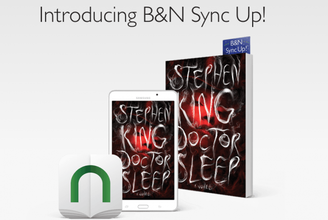 barnes noble sync up nook ebook holiday  amp