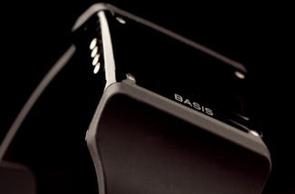 Basis Watch review bottom angle