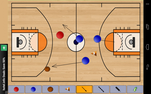 Basketball_Coach_Android_tablet_app_screenshot