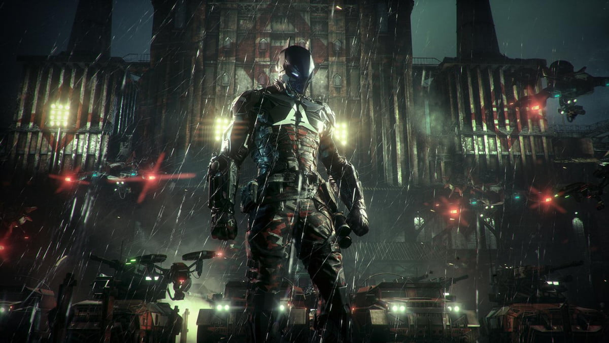 watch batman infiltrate ace chemicals arkham knight gameplay sshot