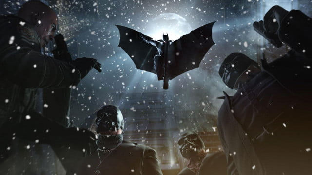 batman arkham origins story dlc teased chilling new image screenshot