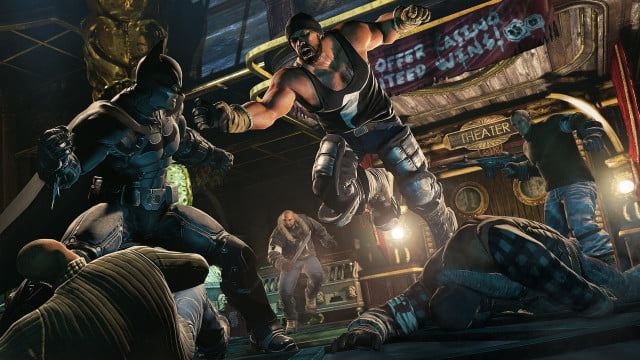 batman arkham origins adds new difficulty mode leaves gotham for initiation dlc sept
