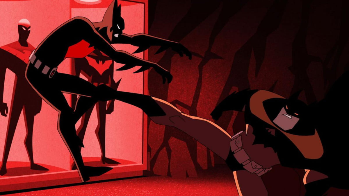 batman continues celebrate  years new beyond short