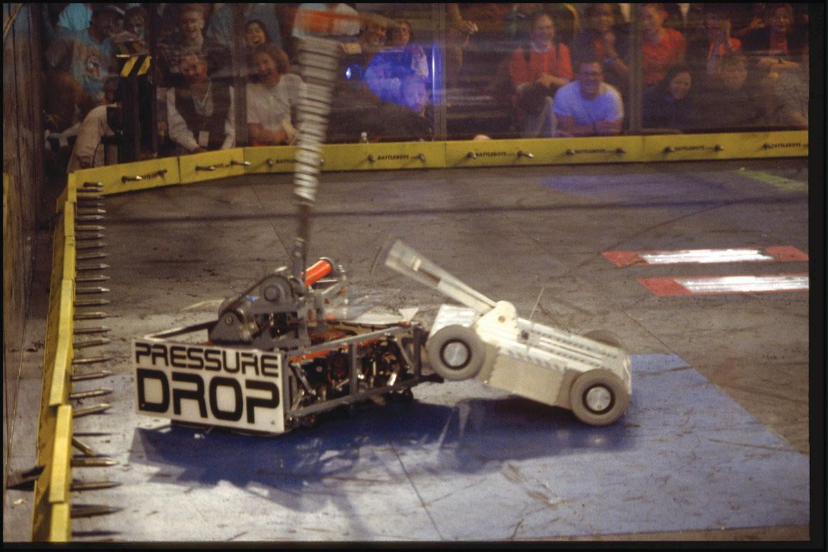 robot gladiators take note battlebots returning tv