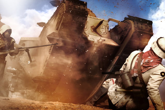 battlefield  expansions revealed open beta