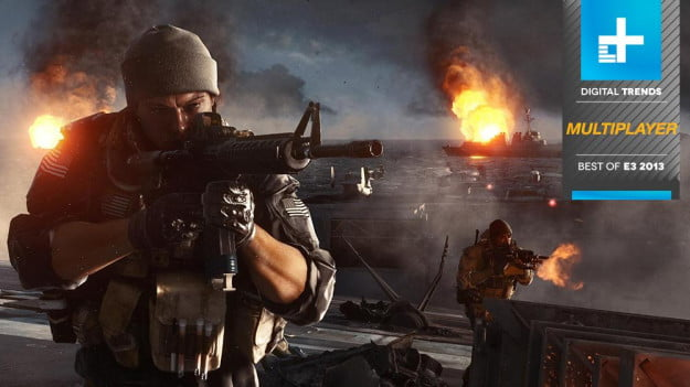 battlefield 4  best of e3 2013 Digital Trends
