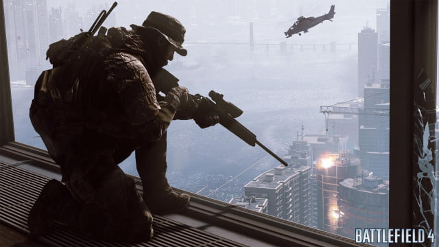 limited battlefield  beta begins today opens to all october siege on shanghai multiplayer