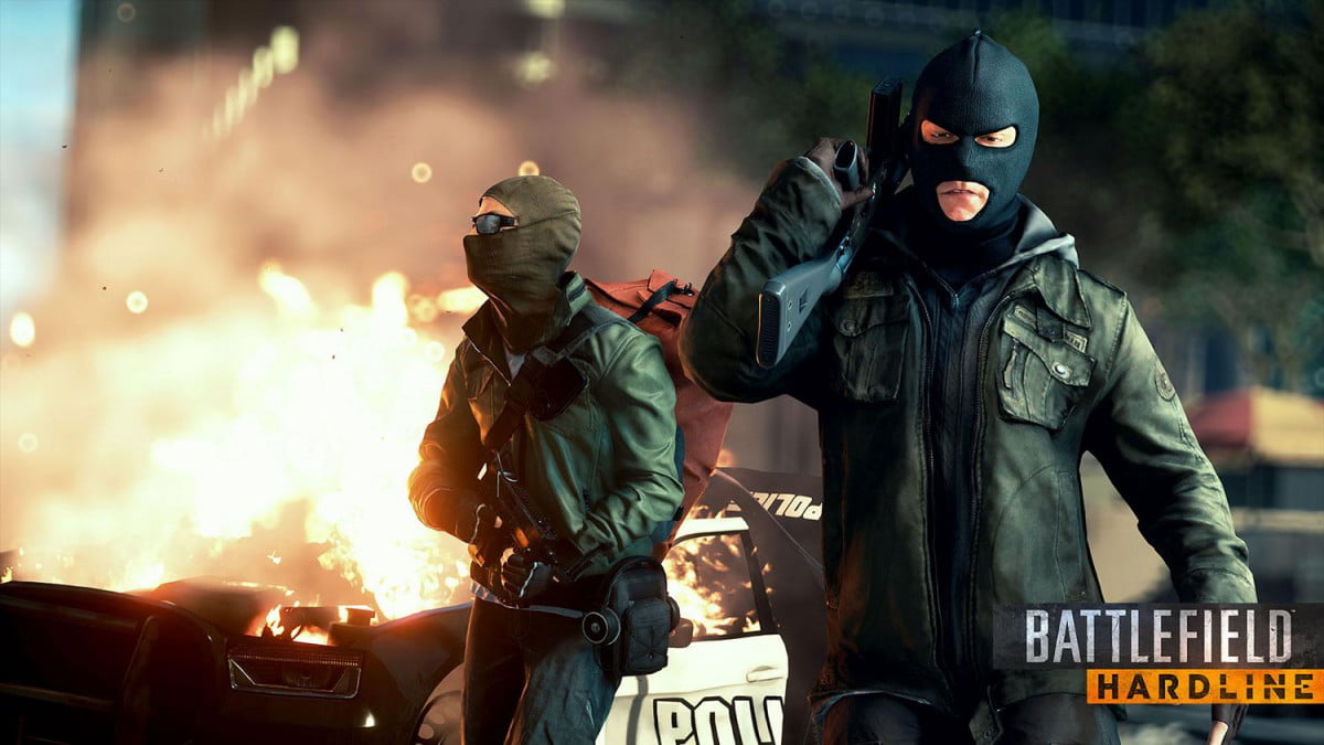 Battlefield: Hardline interview