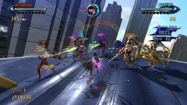 bayonetta  online co op mode details revealed tag climax