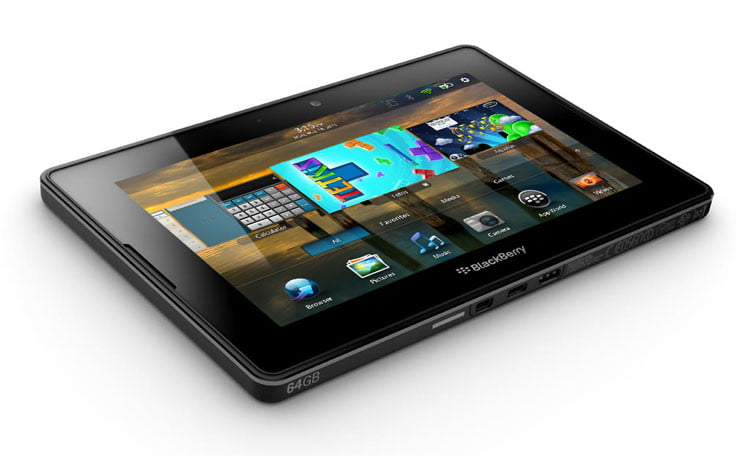 Does the blackberry playbook have a future digital trends
