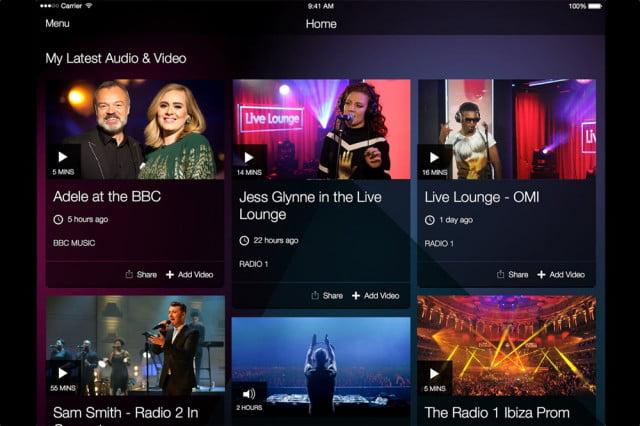 bbc music app streaming bbcmusicapp