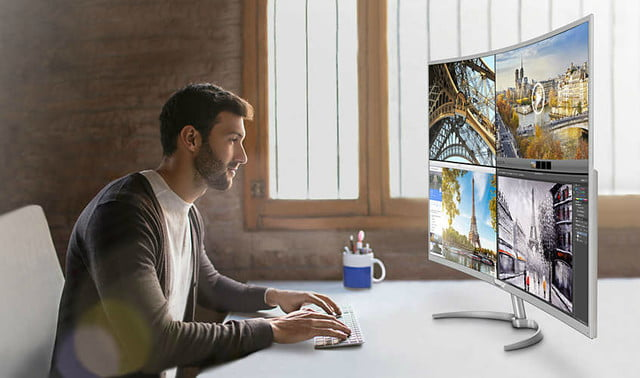 philips releases brilliance curved bdm  uw monitor header