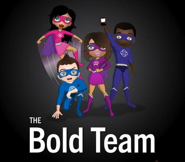 RIM BLACKBERRY SUPERHEROES