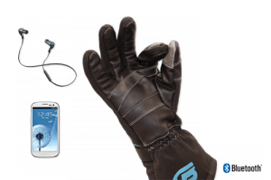 Beartek gloves smartphone