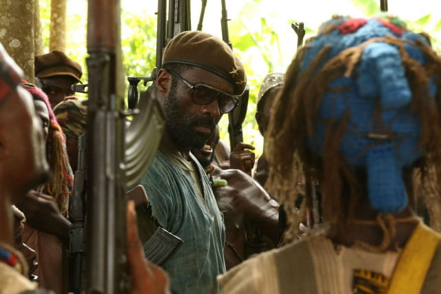 netflix beasts of no nation uk theatrical release