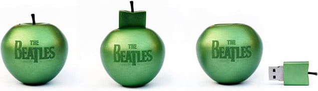 beatles-usb-apple-collection