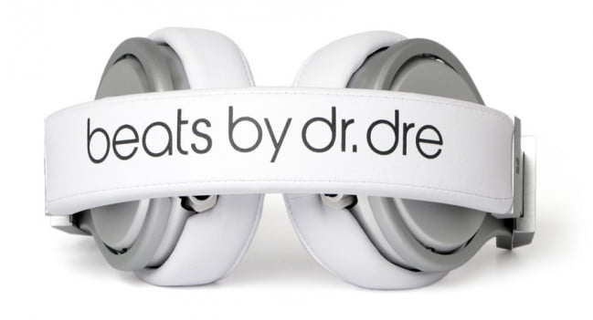 Monster Beats by Dr. Dre Pro Folded Up