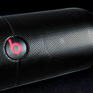 Beats By Dre PillXL left side angle