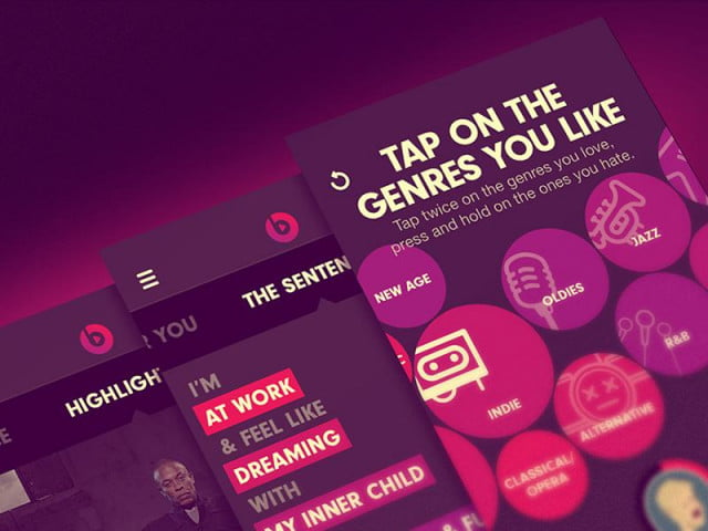 beats music adds app purchasing free songs