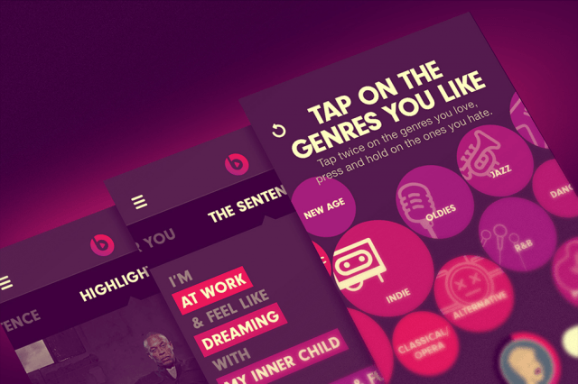beats music service issues hands on