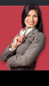 beautiful people job search attractive woman
