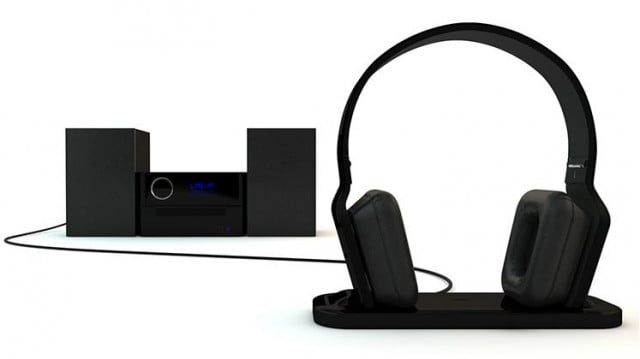 beewi bluetooth headphones and dock bee wireless hi fi