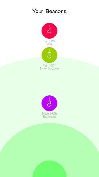 beecon free app automating home ibeacons