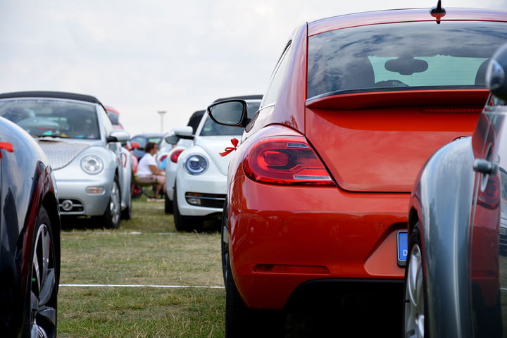catching the retro bug at largest volkswagen beetle gathering on planet sunshine tour