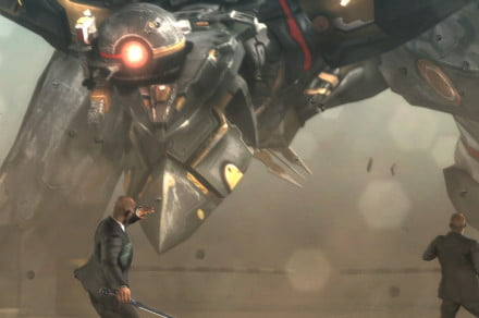 Before Platinum Games picked it up, Metal Gear Rising was canceled