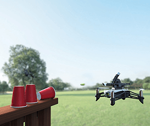 These drones are so easy to fly, you'll feel like a pro pilot on day one