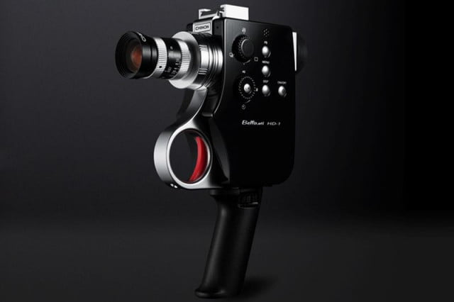 The Bellami HD-1 is Chinon's digital homage to Super 8 film cameras.
