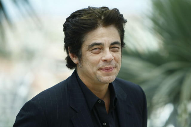 star wars episode  benicio del toro happy