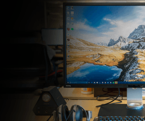 If you need a monitorbig enough to be a TV, BenQhas your 4K fix