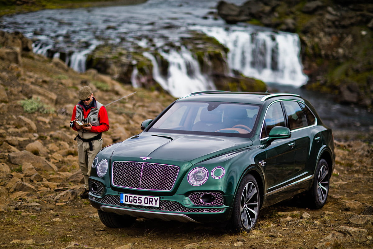 bentley bentayga coupe rumors specs performance fly fishing by mulliner the ultimate angling accessory ( )