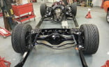 Bentley Continental GT dragster