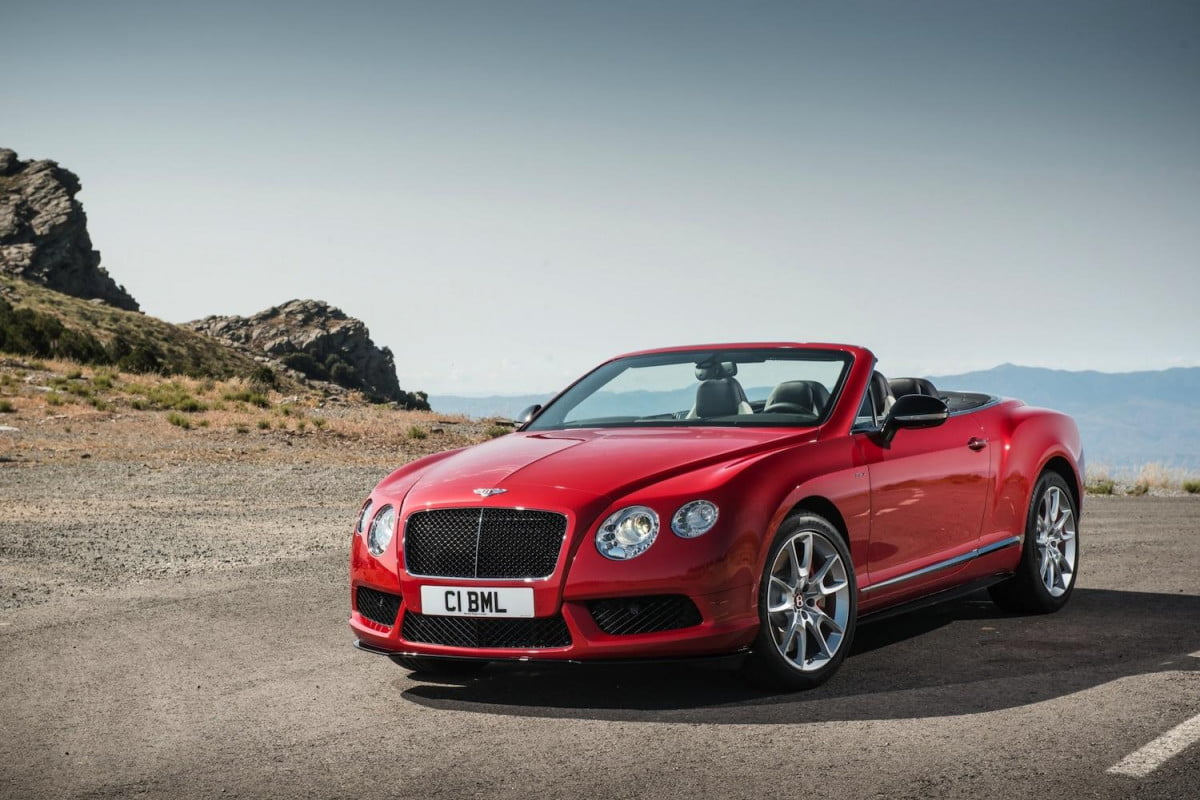 luxury speed bentley continental gt v  s targets the rolls royce wraith