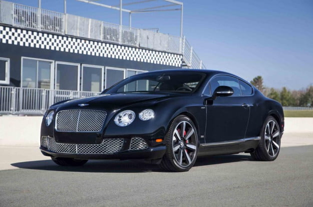 Bentley Continental GT Le Mans Limited Edition