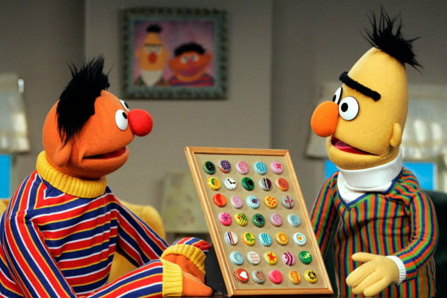 hbo inks five year deal with sesame street bert and ernie
