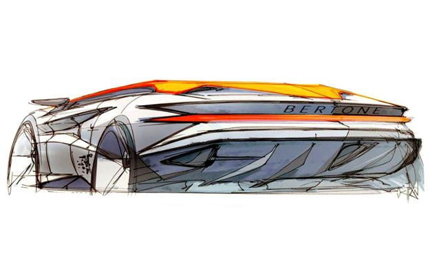 Bertone-Nuccio-Rear-Sketch