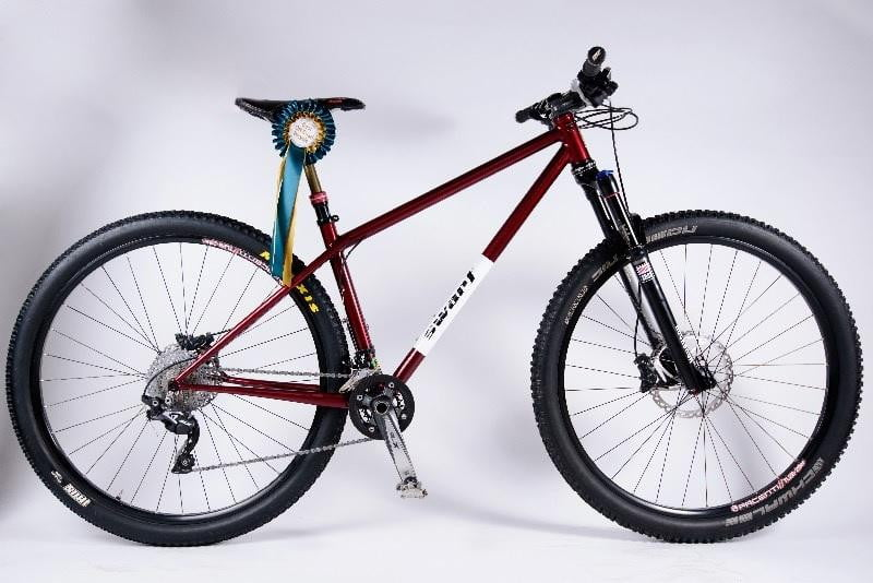 Bespoked Best Off Road - Swarf Bicycles