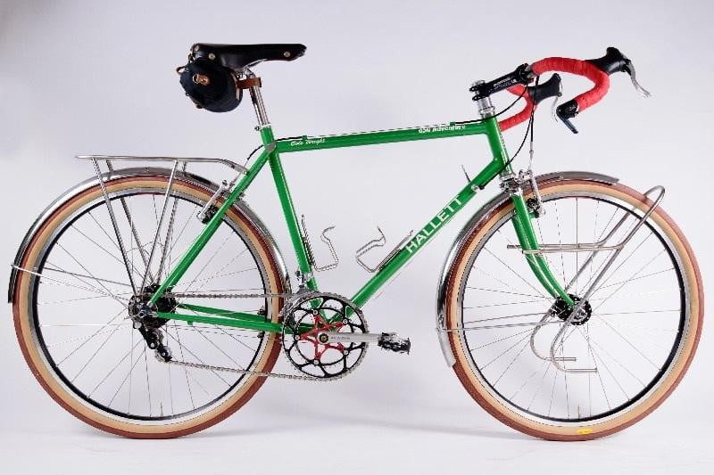 Bespoked Best Touring - Hallett Handbuilt Cycles