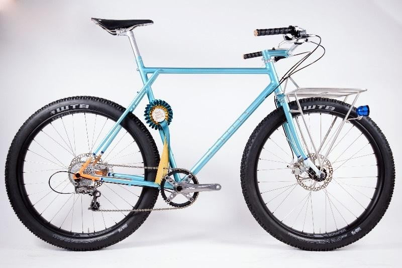 Bespoked Best Utility - Hartley Cycles
