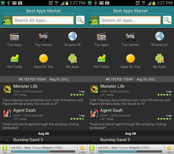 best apps market android screen google play download apps marketplace
