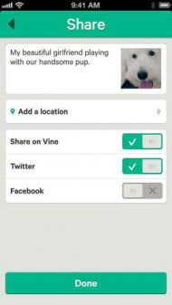 Best Apps of the week 07_07_2013 Vine update screenshot