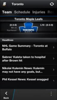 Best apps of the week 07_14_2013 TheScore update