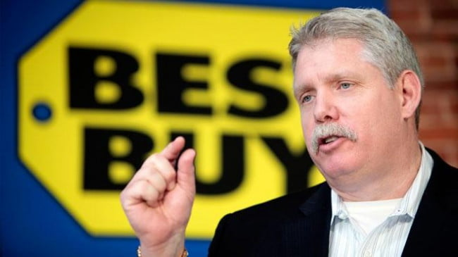 Former Best Buy CEO Brian Dunn
