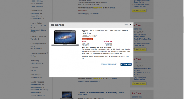 Best Buy MBP Discount